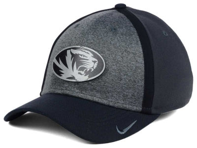 Missouri Tigers Nike NCAA Heather Stretch Fit Cap