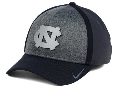 North Carolina Tar Heels Nike NCAA Heather Stretch Fit Cap