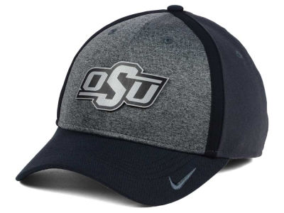 Oklahoma State Cowboys Nike NCAA Heather Stretch Fit Cap