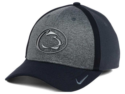 Penn State Nittany Lions Nike NCAA Heather Stretch Fit Cap