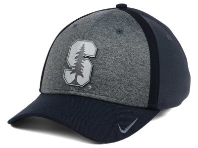 Stanford Cardinal Nike NCAA Heather Stretch Fit Cap