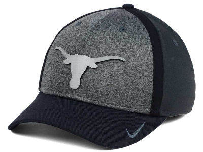 Texas Longhorns Nike NCAA Heather Stretch Fit Cap