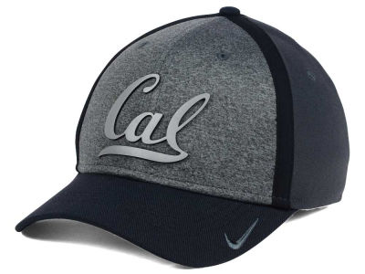 California Golden Bears Nike NCAA Heather Stretch Fit Cap