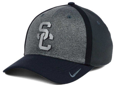 USC Trojans Nike NCAA Heather Stretch Fit Cap