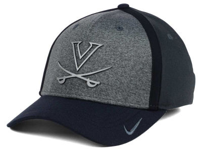 Virginia Cavaliers Nike NCAA Heather Stretch Fit Cap