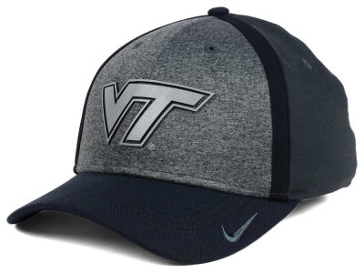Virginia Tech Hokies Nike NCAA Heather Stretch Fit Cap