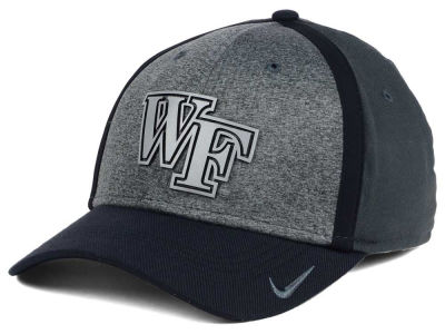Wake Forest Demon Deacons Nike NCAA Heather Stretch Fit Cap