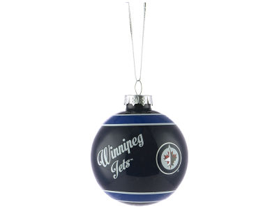 Winnipeg Jets 2016 Glass Ball Ornament