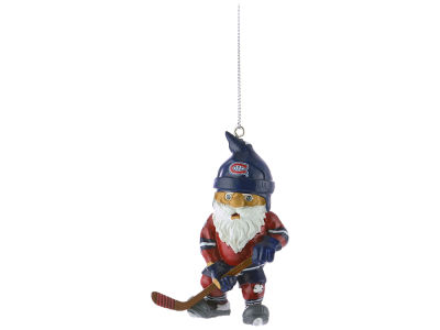 Montreal Canadiens NHL Action Gnome Ornament