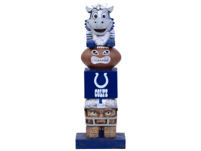 Indianapolis Colts Tiki Totem