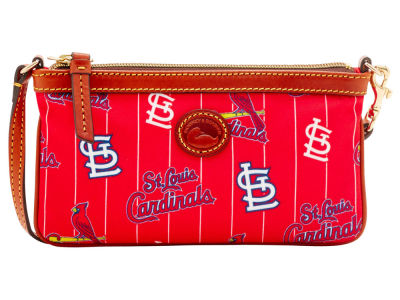 St. Louis Cardinals Dooney & Bourke Nylon Wristlet