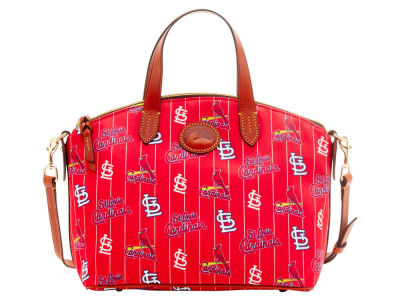 St. Louis Cardinals Dooney & Bourke Nylon Satchel