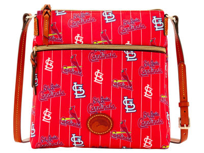 St. Louis Cardinals Dooney & Bourke Nylon Crossbody Bag