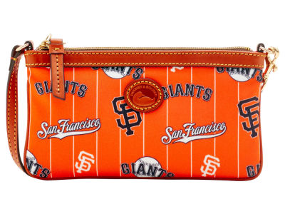 San Francisco Giants Dooney & Bourke Nylon Wristlet