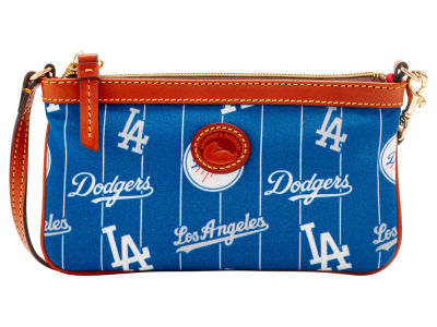 Los Angeles Dodgers Dooney & Bourke Nylon Wristlet