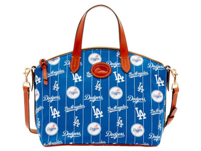 Los Angeles Dodgers Dooney & Bourke Nylon Satchel