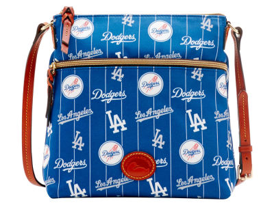 Los Angeles Dodgers Dooney & Bourke Nylon Crossbody Bag