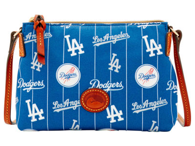 Los Angeles Dodgers Dooney & Bourke Nylon Crossbody Pouchette