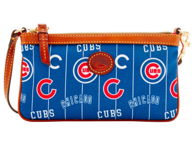 Chicago Cubs Dooney & Bourke Nylon Wristlet