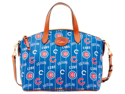 Chicago Cubs Dooney & Bourke Nylon Satchel