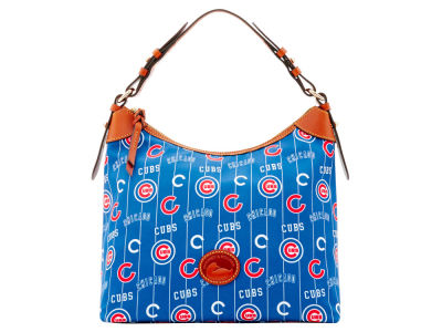 Chicago Cubs Dooney & Bourke Nylon Hobo Bag
