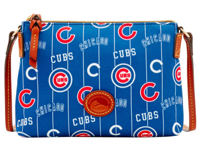 Chicago Cubs Dooney & Bourke Nylon Crossbody Pouchette