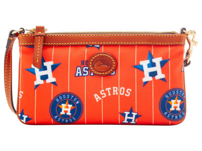 Houston Astros Dooney & Bourke Nylon Wristlet