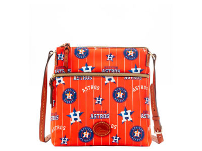 Houston Astros Dooney & Bourke Nylon Crossbody Bag