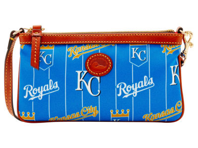 Kansas City Royals Dooney & Bourke Nylon Wristlet