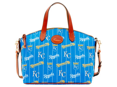 Kansas City Royals Dooney & Bourke Nylon Satchel