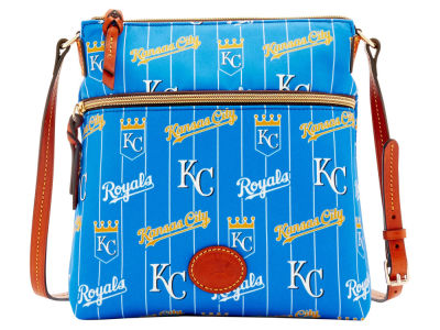 Kansas City Royals Dooney & Bourke Nylon Crossbody Bag