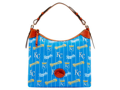 Kansas City Royals Dooney & Bourke Nylon Hobo