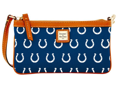 Indianapolis Colts Dooney & Bourke Large Wristlet