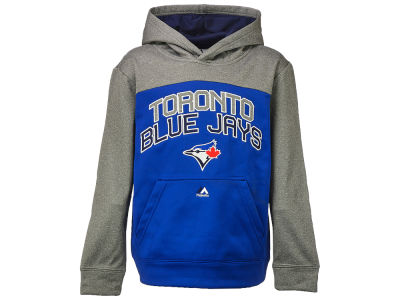 Toronto Blue Jays Majestic MLB Youth Arc Hoodie