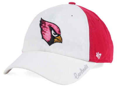 Arizona Cardinals '47 NFL '47 Women's White Sparkle Cap