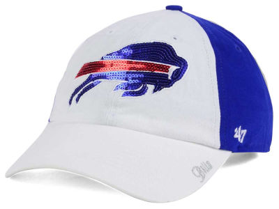 Buffalo Bills '47 NFL '47 Women's White Sparkle Cap