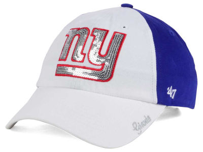 New York Giants '47 NFL '47 Women's White Sparkle Cap