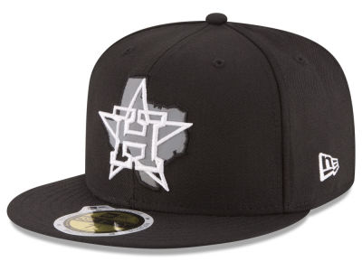 Houston Astros New Era MLB State Reflective Dub 59FIFTY Cap