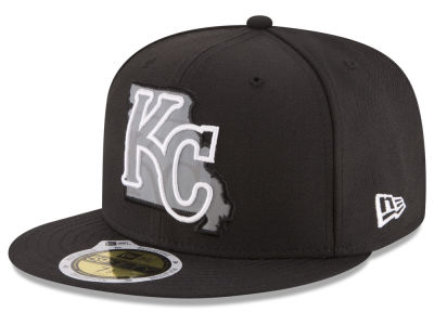 Kansas City Royals New Era MLB State Reflective Dub 59FIFTY Cap