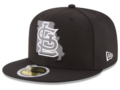 St. Louis Cardinals New Era MLB State Reflective Dub 59FIFTY Cap