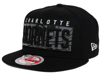 Charlotte Hornets New Era NBA HWC Dub Reflective 9FIFTY Snapback Cap