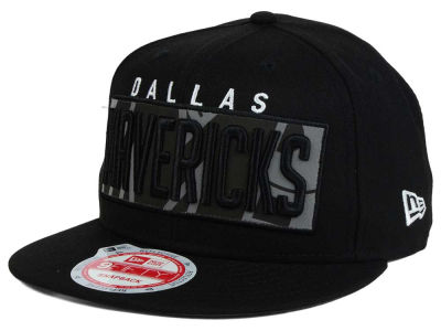 Dallas Mavericks New Era NBA HWC Dub Reflective 9FIFTY Snapback Cap