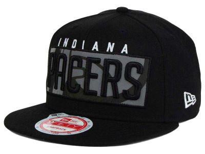 Indiana Pacers New Era NBA HWC Dub Reflective 9FIFTY Snapback Cap