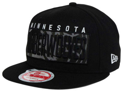 Minnesota Timberwolves New Era NBA HWC Dub Reflective 9FIFTY Snapback Cap