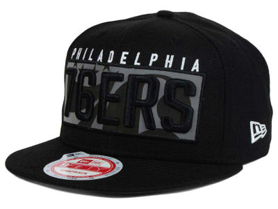 Philadelphia 76ers New Era NBA HWC Dub Reflective 9FIFTY Snapback Cap