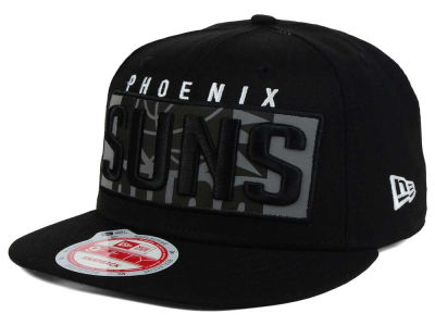 Phoenix Suns New Era NBA HWC Dub Reflective 9FIFTY Snapback Cap