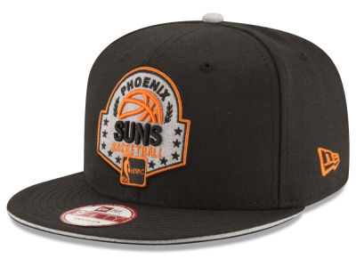 Phoenix Suns New Era NBA HWC The Heather Patch 9FIFTY Snapback Cap