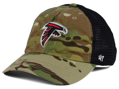 Atlanta Falcons '47 NFL Compass Relaxed '47 CLOSER Cap