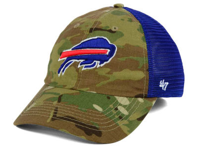 Buffalo Bills '47 NFL Compass Relaxed '47 CLOSER Cap