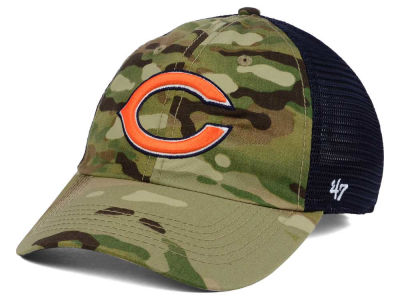 Chicago Bears '47 NFL Compass Relaxed '47 CLOSER Cap